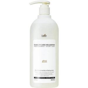 """Шампунь для всей семьи с экстрактом листьев чайного дерева Family Care Shampoo """"La'dor"""""""