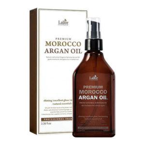 """Марокканское аргановое масло Premium argan hair oil """"La'dor"""""""