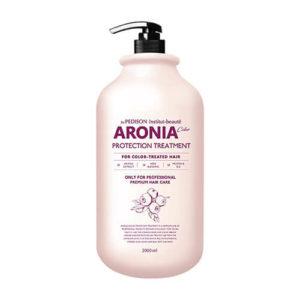 """Маска для восстановления окрашенных волос и поддержания насыщенности и яркости цвета Pedison Institut-Beaute Aronia Color Protection Treatment """"Evas"""""""