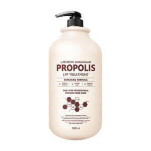 """Маска для интенсивного питания и восстановления поврежденных волос с прополисом Pedison Institut-Beaute Propolis LPP Treatment """"Evas"""""""