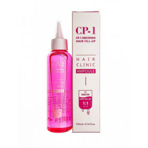 """Маска-филлер для волос CP-1 3 Seconds Hair Fill-Up Clinic Ampoule 170 мл """"Esthetic House"""""""