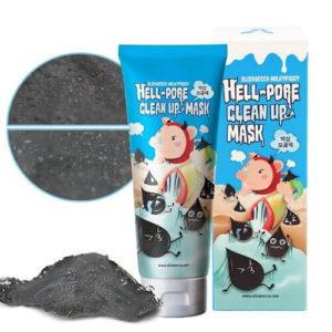 """Маска-пленка от чёрных точек и очищения пор Hell-Pore Clean Up Mask """"Elizavecca"""""""
