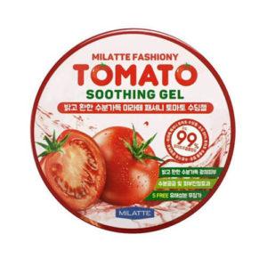 """Многофункциональный гель для лица и тела с томатом Fashiony Tomato Soothing Gel """"Milatte"""""""