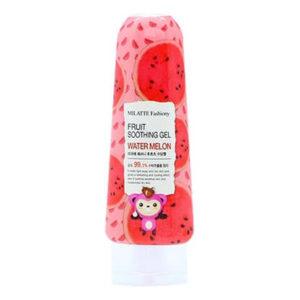 """Многофункциональный гель для лица и тела с экстрактом арбуза Fashiony Fruit Soothing Gel Water Melon """"Milatte"""""""