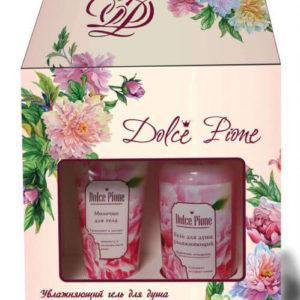 """Молочко для тела и гель для душа увлажняющий """"Dolce Pione"""""""