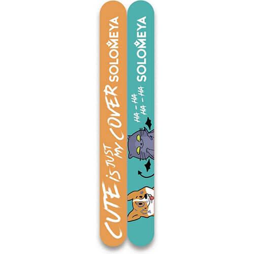 Набор пилок для натуральных и искусственных ногтей Cute Is My Cover