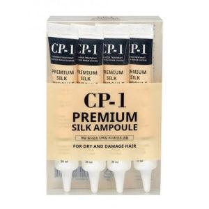 """Несмываемая сыворотка для волос с протеинами шелка CP-1""""Esthetic House"""""""