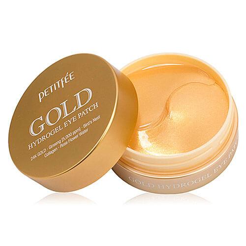 Гидрогелевые патчи для области вокруг глаз с коллоидным золотом Gold Hydrogel Eye Patch