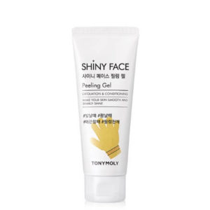 """Пилинг-гель для лица на основе натуральной целлюлозы Shiny Face Peeling Gel """"Tony Moly"""""""