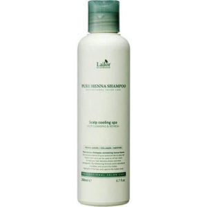 """Шампунь для волос с хной укрепляющий Pure henna shampoo """"La'dor"""""""