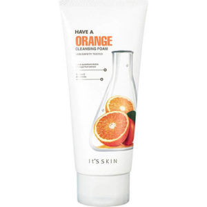 """Смягчающая пенка для умывания с апельсином Have a Orange Cleansing Foam """"It's Skin"""""""