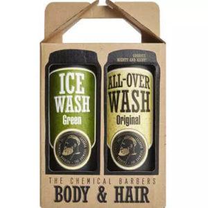 """Подарочный набор для мужчин Gift Set Body & hair """"The Chemical Barbers"""""""