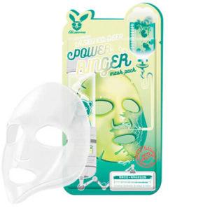 """Тканевая маска для лица с экстрактом центеллы азиатской стимулирующая """"Elizavecca"""""""