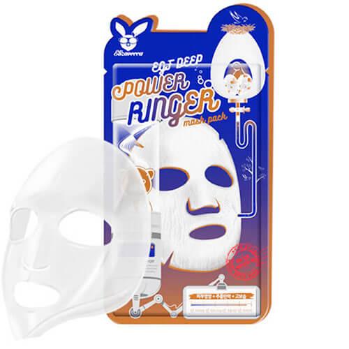 """Тканевая маска для лица с эпидермальным фактором роста EGF активная """"Elizavecca"""""""