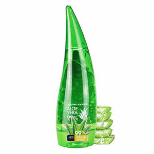 """Увлажняющий гель с натуральным соком алоэ для лица, тела и волос """"Bioaqua"""""""