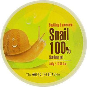 "Увлажняющий гель для лица и тела с муцином улитки The Orchid Skin Soothing Gel Snail ""The Orchid Skin"""