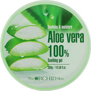 "Увлажняющий гель из 100% экстракта алоэ для лица и тела The Orchid Skin Soothing Gel Aloe Vera ""The Orchid Skin"""