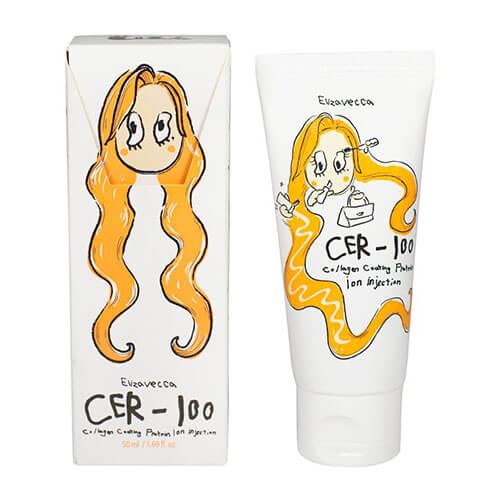 """Эссенция для волос с коллагеном для облегчения расчесывания CER-100 Collagen Coating Protein Lon Injection """"Elizavecca"""""""