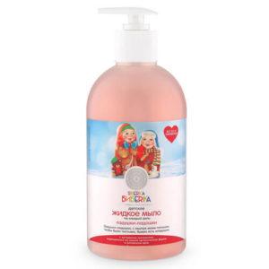 "Жидкое мыло на каждый день ладушки-ладошки ""Natura Siberica"""