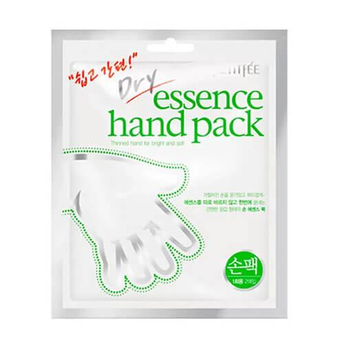 """Маска для рук питательная и увлажняющая в виде перчаток Dry Essence Hand Pack """"Petitfée"""""""